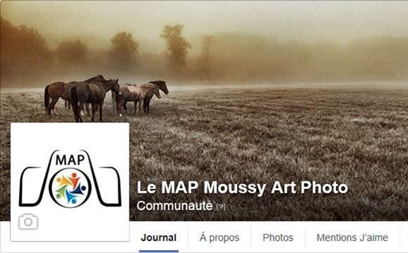 Le M.A.P a sa page Facebook