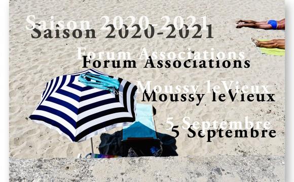Inscriptions saison 2020-2021